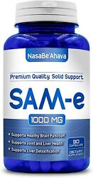 SAM e 1000mg S Adenosyl L Methionine Disulfate Tosylate **Fresh Stock USA Mad $25.00