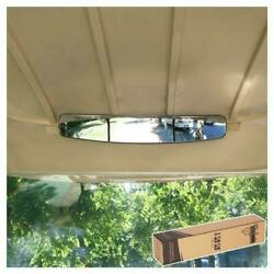 Golf Cart 16.5 Inch Extra Wide Panoramic Rear View Mirror For Yamaha Club Car US $23.99