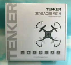 Tenker Skyracer 901H Foldable Mini Quadcopter Drone Altitude Hold Headless Mode $22.99