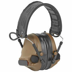 3MPeltor ComTac Earmuff Coyote Brown Protective Shooting Hearing Protection $394.43