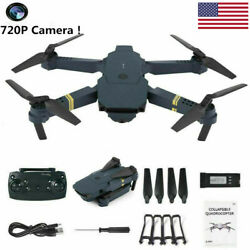 Foldable Drone x pro 2.4G Selfi WIFI FPV With 720P HD Camera RC Quadcopter USA $46.99