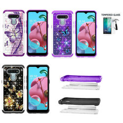 Phone Case For LG Reflect K51 Case shock absorbing Crystal Cover $9.98