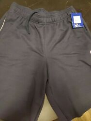 New Mens Large Champion Shorts Men#x27;s Fleece Powerblend $10.00