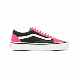 Vans UA Old Skool 36 DX Black Pink VN0A38G2TPV1 SZ 5 12 Mens Skate $60.00