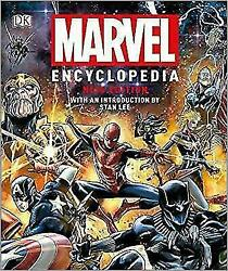 Marvel Encyclopedia by Stan Lee HARDCOVER 2019 Brand New $26.98