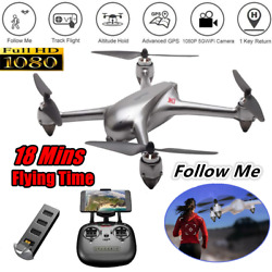 MJX B2SE GPS FPV Drone with 5G Wifi 1080p HD Camera Brushless RC Quadcopter USA $129.99