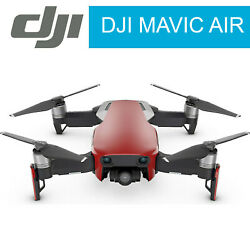 DJI Mavic Air  Flame Red Portable Foldable Quadcopter Drone 4K video 12MP images $699.99