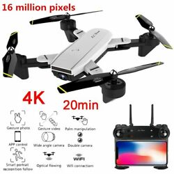 Eachine FPV Drone with 4K HD Wifi HD Camera RC Quadcopter GPS Follow Me US Fast  $74.81