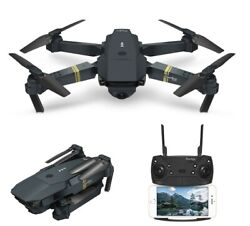 EACHINE E58 WIFI FPV With 2MP Wide Angle Camera High Hold Mode Foldable RC Drone $56.00