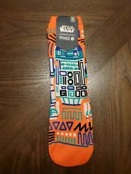 Stance Star Wars Probability Boys Socks R2D2 Size Youth L 2 5.5 $5.99