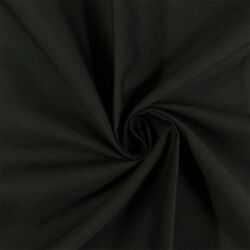 100% Cotton Fabric Black BTY By The Yard  36