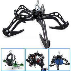 Black 8quot; Extra Large Mantis Claw Drone Recovery Claw Hook Grabber Kit DIY System $22.89