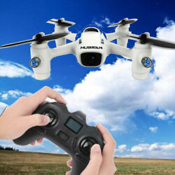 Hubsan H107C X4 FPV Drone Brushless 720P Quadcopter With Controller RTF White $22.44