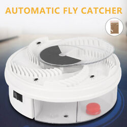 Electronic USB Automatic Fly Catcher Fly Pest Control Killer Mosquito Durable $16.59