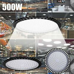 500W UFO LED High Bay Lights Factory Industrial Warehouse Commercial lights IP65