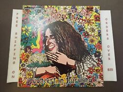 WITH LOVE AND KISSES FROM TINY TIM CONCERT IN FAIRYLAND 198 LP PSYCH POP $8.97