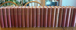 Mark Twain's Works Author's National Edition Harpers 21 Volumes 1899 1907