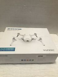 Yuneec Breeze Drone 4K Self Flying Camera Quadcopter 2nd Battery YUNFCAUS $189.99