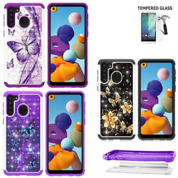 Phone Case For Samsung Galaxy A21 A21 Case 6.5quot; shock absorbing Crystal Cover $9.98