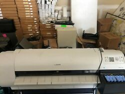 Canon IPF720 Plotter Printer $640.00