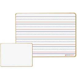 Magnetic Lined Blank Dry Erase Board by Dowling Magnets $9.99