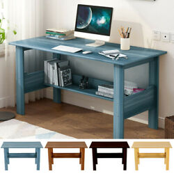 39quot; Home Solid Wood Small Desk Bedroom Study Table Office Desk Workstation US $52.49
