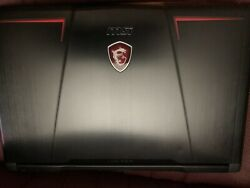 MSI Gaming Laptop gx63vr GTX1070 i7 7700hq 32Gb Ram $1000.00