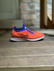 Nike Orange Running Shoes Size 9