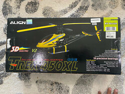 Align Helicopter Kit CDE Delux Edition TRex T Rex 450XL 450 XL 3D High Pro V2 $399.00