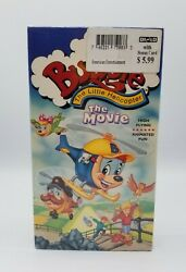 * NEW SEALED Budgie The Little Helicopter THE MOVIE In Color VHS Tape * $14.99