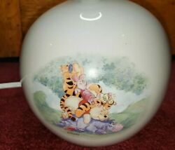 Vintage 80s Winnie the Pooh Tigger and Friends Disney Bedside lamp $8.20