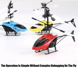 HOT Mini RC Drone Helicopter 2 Channel Aircraft Quadcopter Small Drone Kids Toys $21.99