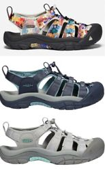 KEEN Womens Newport H2 Water Washable High Performance Hiking Sandals $82.49