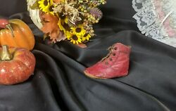 Antique Vintage Doll Baby Toddler Child#x27;s Shoe Boot $45.00
