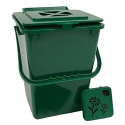 Green Kitchen Composter Compost Waste Collector Bin Convenient And Practical Way $89.00