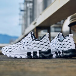Men#x27;s Athletic Sneakers Running Outdoor Casual Walking Tennis Gym Sports Shoes $26.99