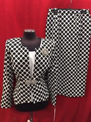 LILYamp;TAYLOR SKIRT SUIT SKIRT LENGTH 42#x27; LINED NEW WITH TAG RETAIL$279 SIZE 8 $89.99