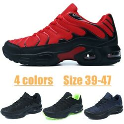 Men#x27;s Fashion Air Cushion Sneakers Casual Athletic Outdoor Sports Running Shoes $29.99