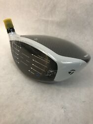 New Left Handed LH TAYLORMADE SIM 10.5* DRIVER Head Only w Adapter $319.95