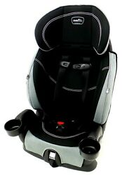 Evenflo Chase LX Harnessed Booster Car Seat Model 30611870 Jameson Black amp; Gray $59.99