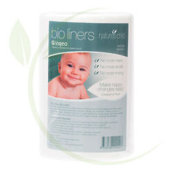 NATURES CHILD Baby Bio Liners 200 liners 100% Biodegradable AU $22.95