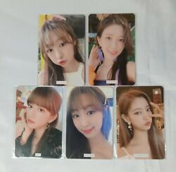 WJSN Cosmic Girls For The Summer Broadcast Photocard Photo Card Boogie Up $16.00