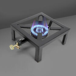 Portable Gas Propane Cooker Single Burner Outdoor Camping Picnic Stove BBQ Grill $27.00