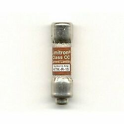 Garland Commercial Industries SPFUSES000006 FUSE KTK R 15