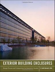 Exterior Building Enclosures: Design Process an Boswell Hardcover=