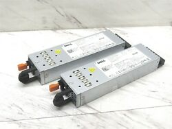 Lot of 2 Dell PowerEdge R610 502W Hot Swap Power Supply PSU C502A S0 0MU791 $29.98