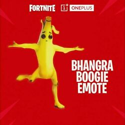 Fortnite Bhangra Boogie Emote Key Global Super Fast Dispatch $15.00