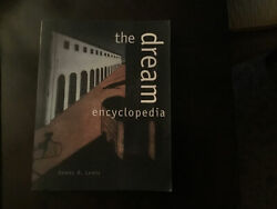Phenomena Ser.: The Dream Encyclopedia by James R. Lewis 1995 Trade Paperback $3.60
