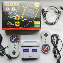 SUPER MINI FOR SNES SFC MD GBA Retro Classic Video Console 1200 Games 16 32bit $54.99