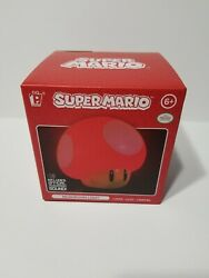 Official Super Mario Mushroom Light by Paladone with Official Mushroom Sound $24.99